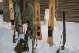 Скидка на лыжи, лыжные крепления и смазка для лыж!